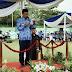 Wali Kota Metro Pimpin Upacara HUT Korpri ke-46