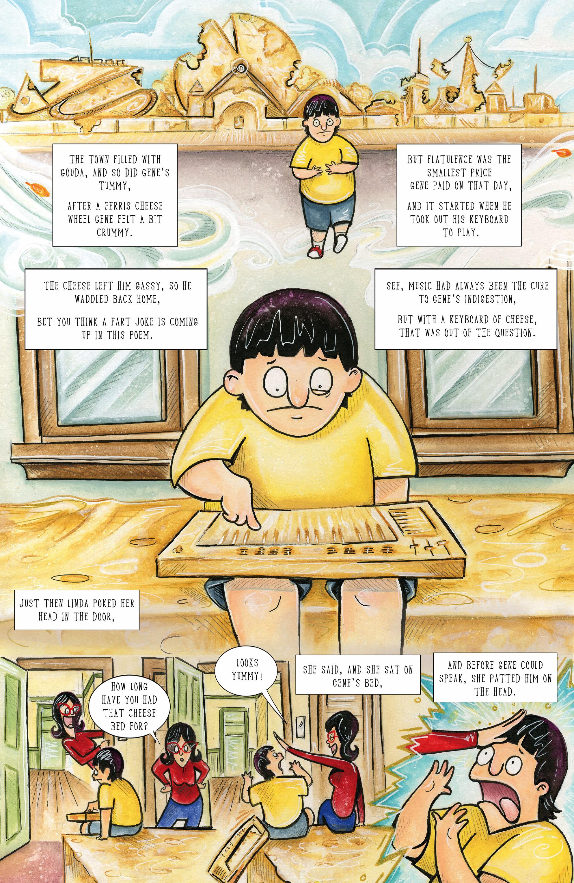 Bob's Burgers (2015) Issue #9 #9 - English 22
