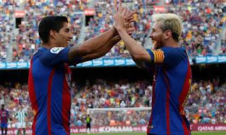 Liga Spanyol (La Liga) Musim 2016/2017 Pekan 6