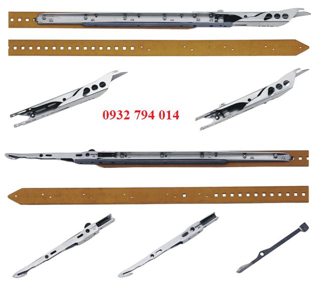 Bộ đầu kiếm, băng kiếm trái phải - Gripper LHS, RHS