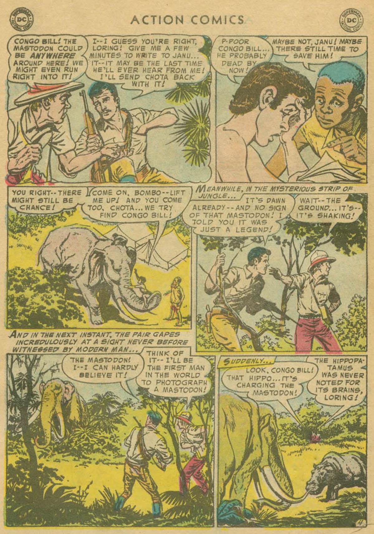 Action Comics (1938) 208 Page 28