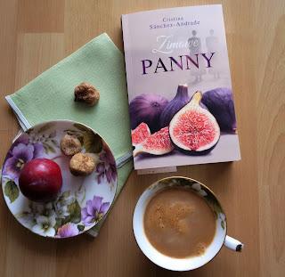 """Uwielbiam figi. Recenzja książki  """"Zimowe Panny""""-  Cristina Sánchez -  Andrade."""