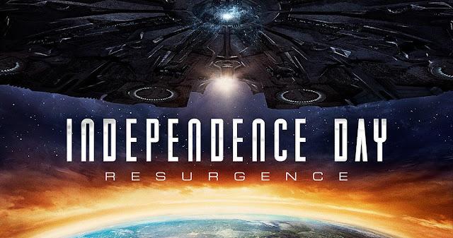 posterul filmului Independence Day: Renasterea