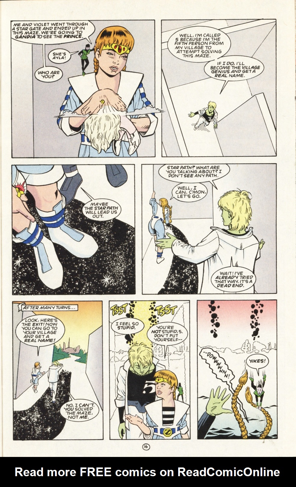 Legion of Super-Heroes (1989) _Annual_6 Page 16