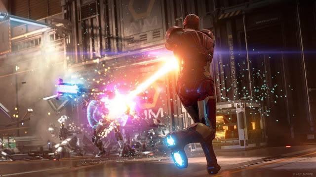 marvel's avengers war table news update PS5, online co-op gameplay, release date, iron man, hawkeye, easter eggs, teaser