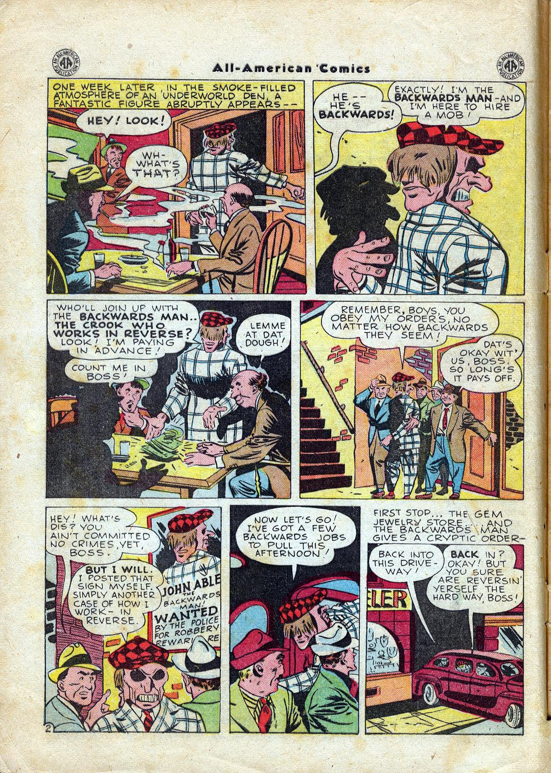 Read online All-American Comics (1939) comic -  Issue #69 - 5