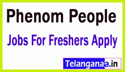 Phenom People Recruitment Jobs For Freshers Apply