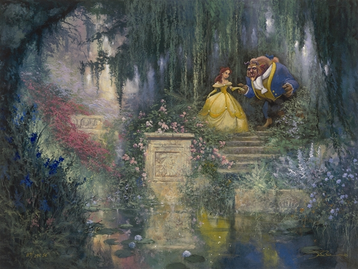James Coleman, 1949 ~ Walt Disney Fine Art | Tutt'Art ...
