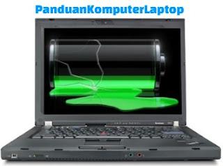 baterai merupakan komponen utama pada laptop yang berkhasiat sebagai sumber catu daya 10 Cara Merawat Baterai Laptop Agar Awet/Tahan Lama