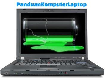 baterai merupakan komponen utama pada laptop yang mempunyai kegunaan sebagai sumber catu daya 10 Cara Merawat Baterai Laptop Agar Awet/Tahan Lama