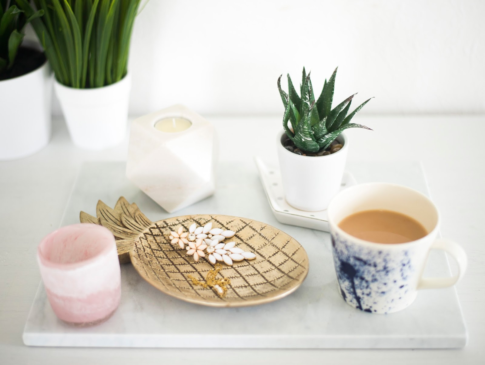 Spring accents with Dunelm