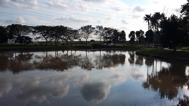 Kolam Tadahan Taman Setia Alam