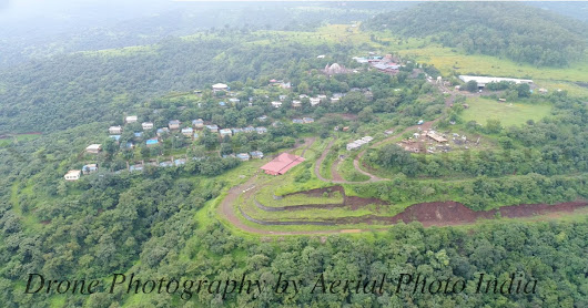 Aerial Photo India - Resort Photo