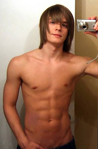 Tall Skinny Emo Teens 21