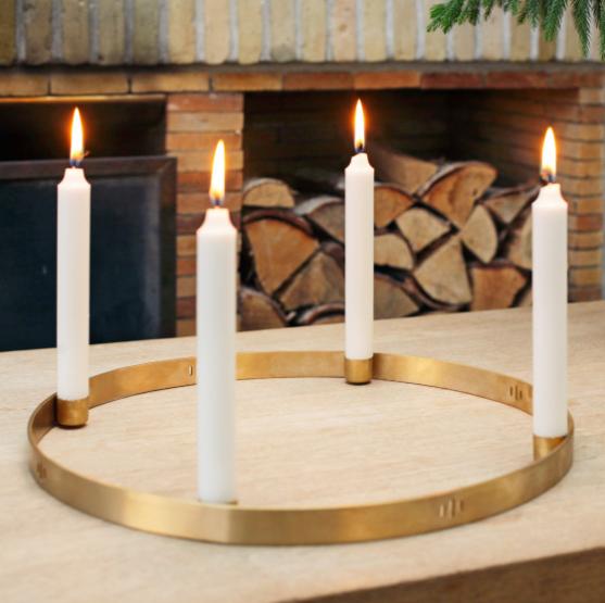 kandelaar kaarsen