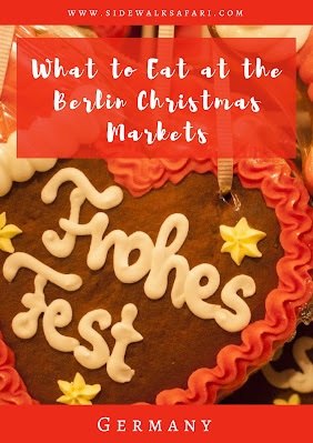 Best Berlin Christmas Market Food