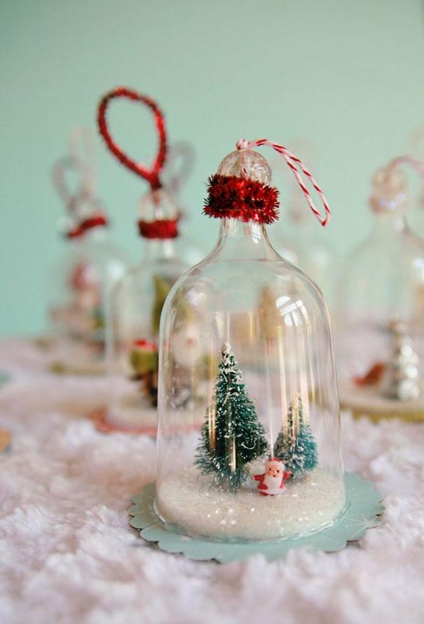 Bell Jar Ornament