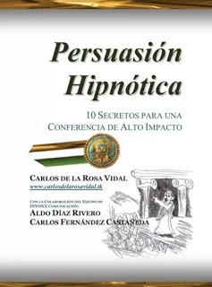 Descargar ebook pdf sobre hipnotismo gratis Persuasión Hipnótica