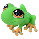 Littlest Pet Shop 3-pack Scenery Frog (#1020) Pet