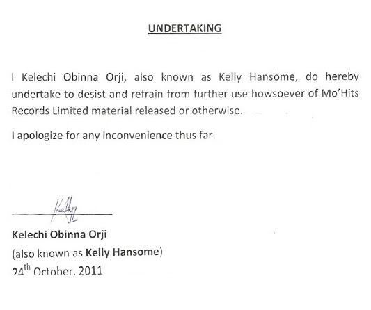 Citi Credit Card Application Status >> OLD POTRIX BLOG: Kelly Hansome Arrested; Signs letter of ...