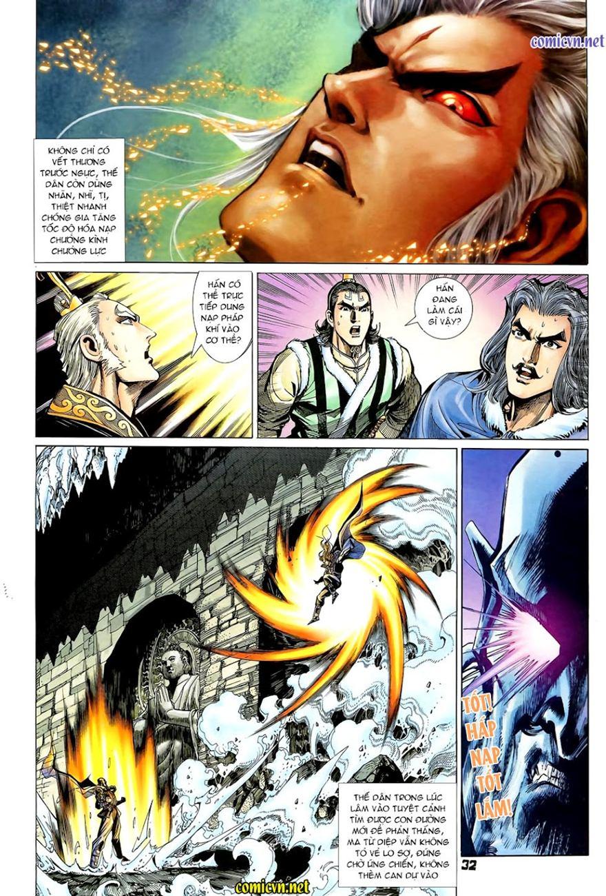 Đại Đường Uy Long chapter 100 trang 32