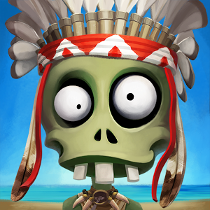 Zombie Castaways v2.22 Apk Mod [Money]
