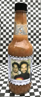 "Safdie Brothers ""Final Draft"" Hot Sauce"
