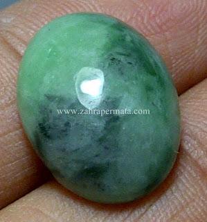 Batu Permata Giok Type A + Memo - ZP 605