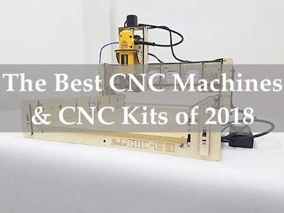 The Best CNC Machines and CNC Kits of 2018