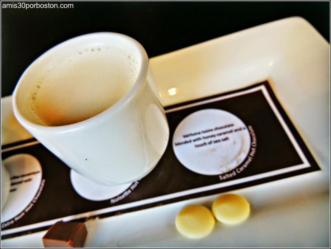 Hot Chocolate: Finale Boston
