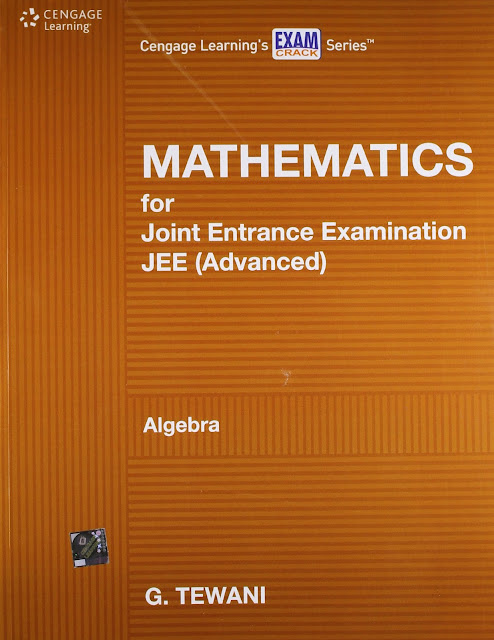 Download Cengage Algebra For Jee Main And Advance By G Tewani