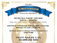 PROMO REWARD RAMADHAN TRUECOINS INDONESIA