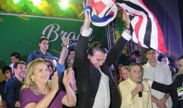 O que estará acontecendo com Chico Carvalho, Presidente do PSL???
