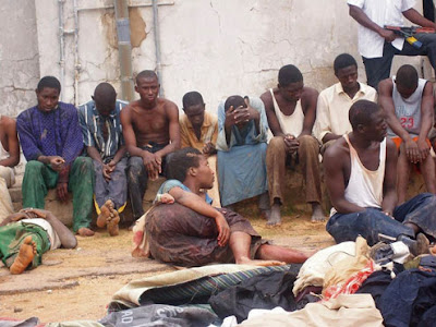 boko haram members arrested in borno state
