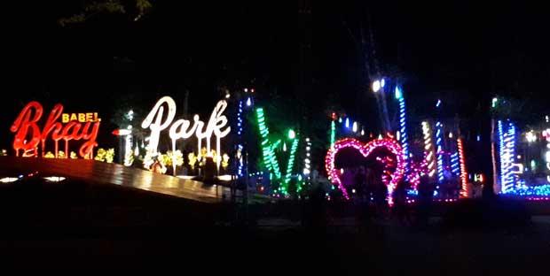 Babel Bhay Park - Tempat Wisata Kekinian dan Instagramable di Pangkalpinang