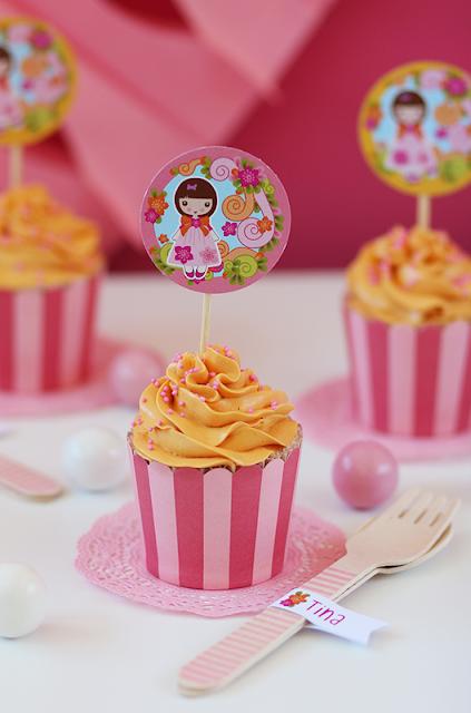 Cupcakes 1 an