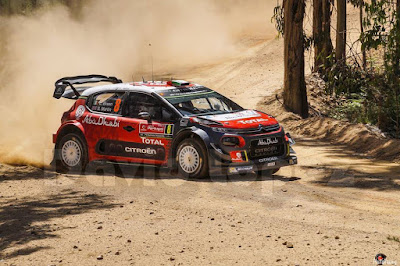 WRC Vodafone Rally de Portugal