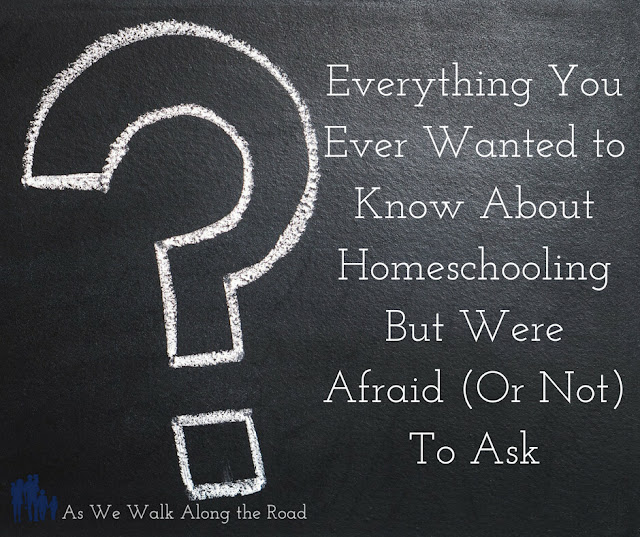 Homeschooling information