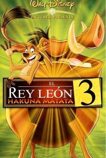 El Rey Leon 3: Hakuna Matata (2004)