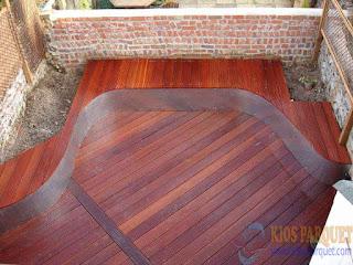 Kenapa Kayu Merbau Lebih sering digunakan sebagai Lantai parket