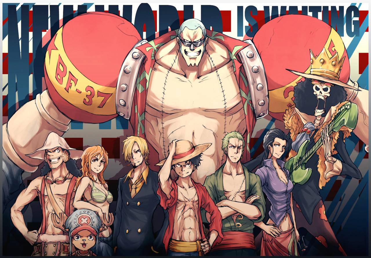 Anime one piece wallpaper backgrounds cool anime - Wallpaper computer anime ...