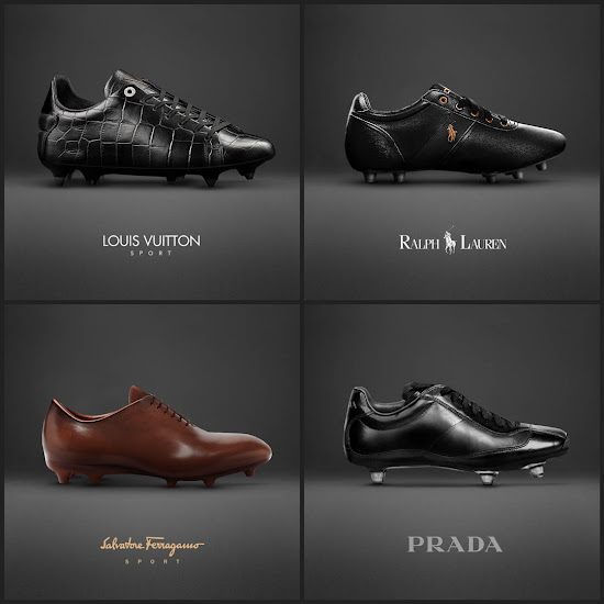 newest collection size 40 classic fit Revealed: 8 Stunning Fashion Football Boots By Emilio Sansolini ...