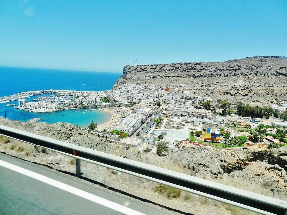 Right up my street travel a day trip to puerto mogan - Puerto mogan gran canaria ...