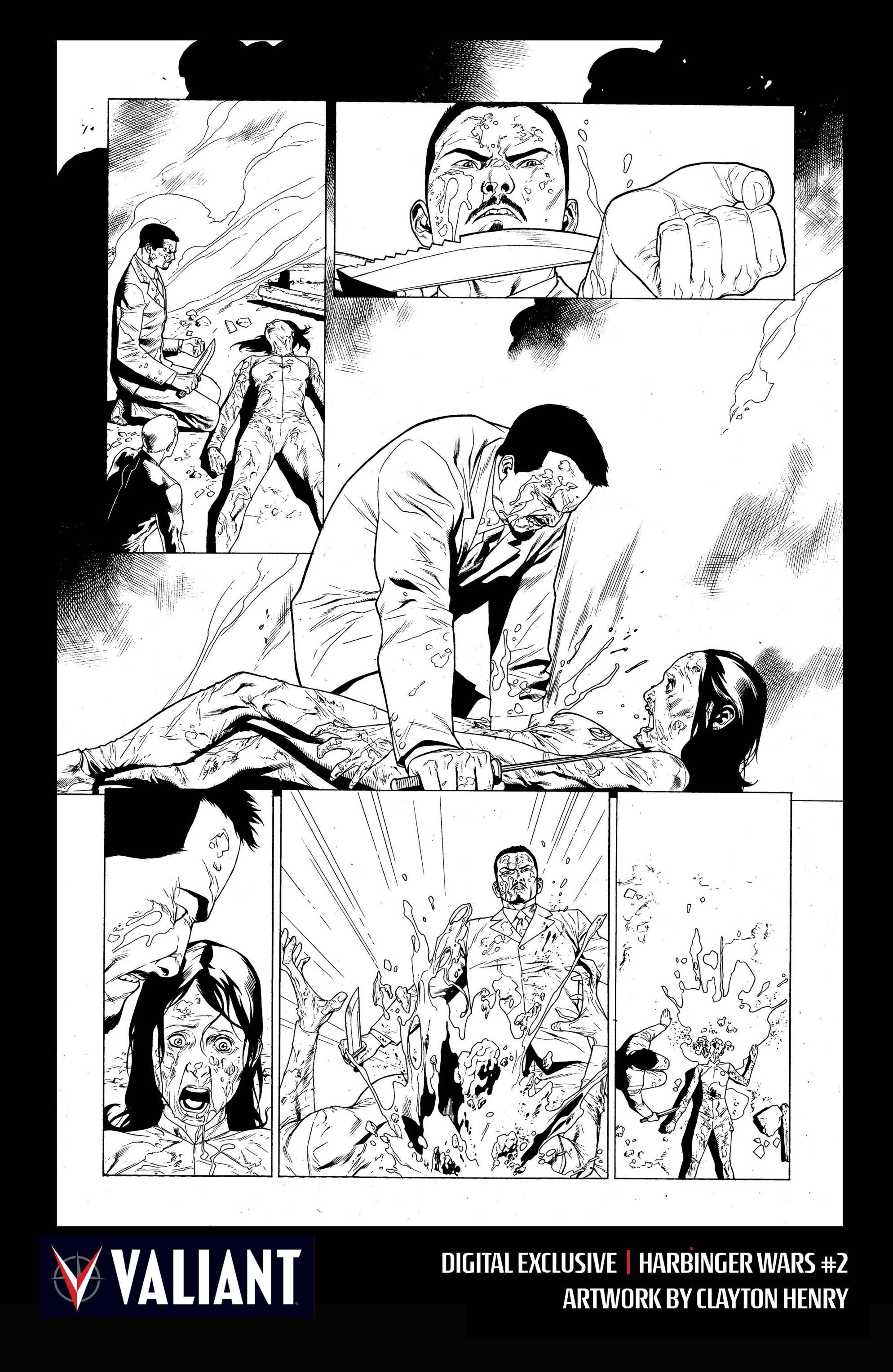 Read online Shadowman (2012) comic -  Issue #0 - 33