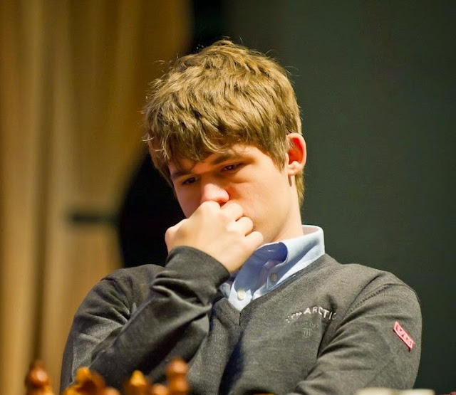 Magnus Carlsen HD