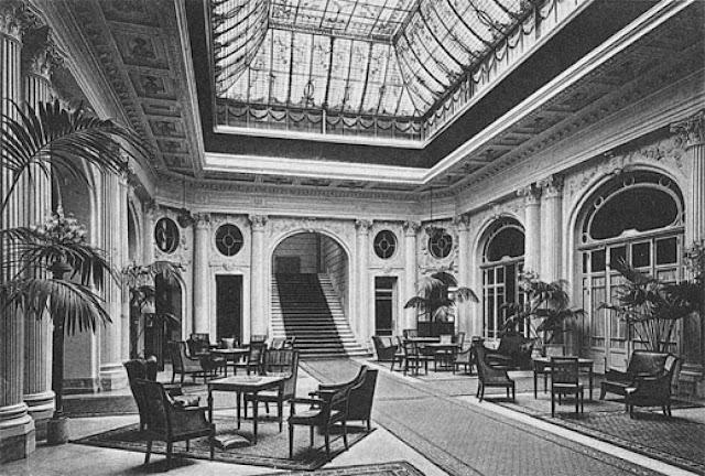 Hotel Astoria, Brussels