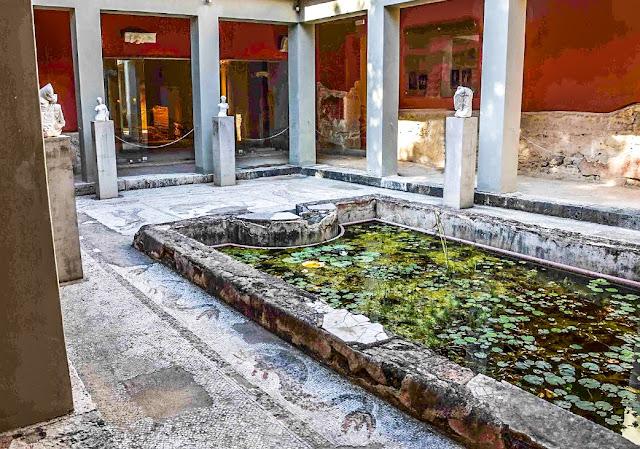 Μια οικία της ρωμαϊκής περιόδου στην νήσο Κω.