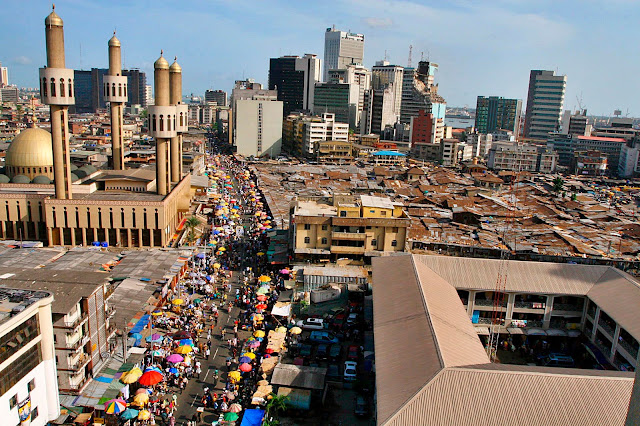 Lagos ranked 29th most expensive city globally