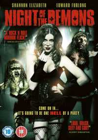 18+ Night of the Demons 1997 Hindi - Telugu - Tamil - Eng 300MB Download DVDRip