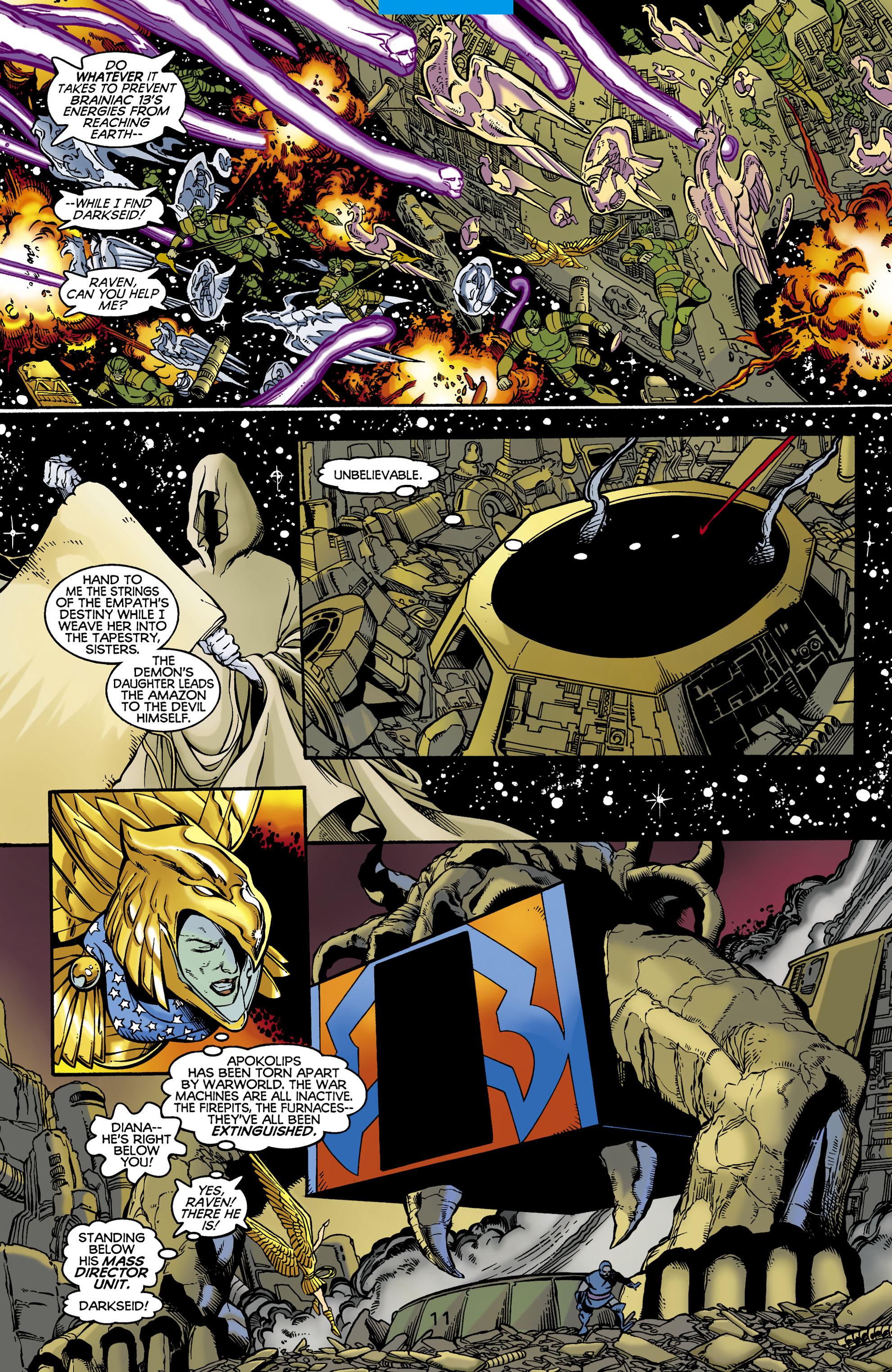 Read online Wonder Woman (1987) comic -  Issue #173 - 12